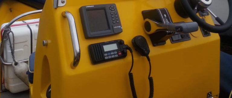 VHF (SRC) MARINE RADIO