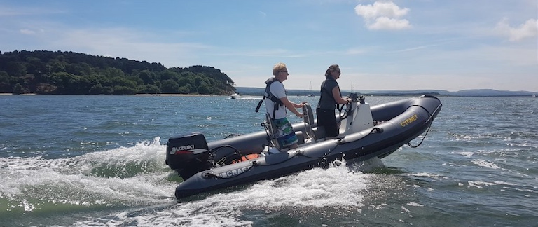RYA POWERBOAT, (Level 1&2, Int, Adv)