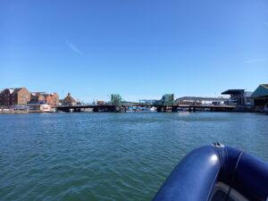 Boat trip Poole Quay