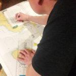 Chartwork for Navigation