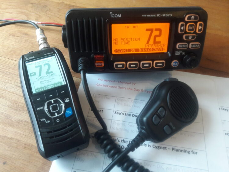 VHF Radio Refresher - Blog Post